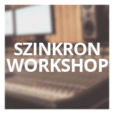 szinkron workshop